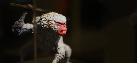 Laika studios Kubo used Stratasys 3D Printers to help produce the characters in the film