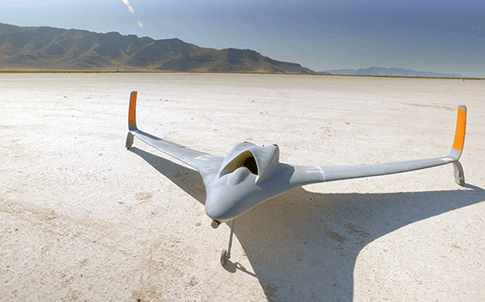 Aurora Flight Sciences utilizes Stratasys 3D printing to develop jet aircraft.