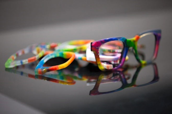 Using its Stratasys J750 3D Printer, Safilo can now quickly iterate eyewear designs, allowing for more creative experimentation and accelerating time to market